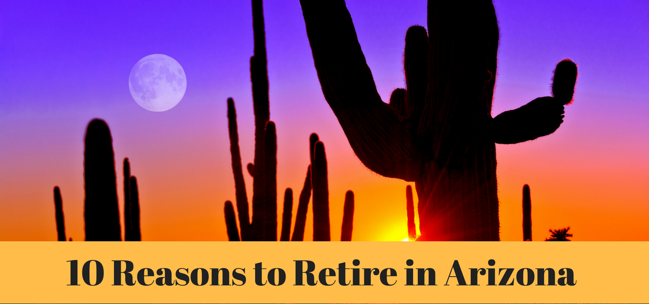 Retire in Arizona