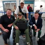 Traveling with a Veteran