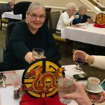 Diane Cadonau Receives Volunteer Award