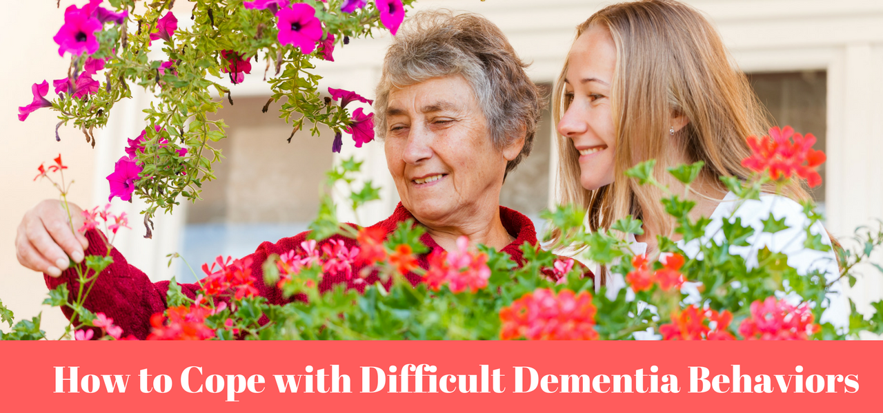 How to Cope with Difficult Dementia Behaviors