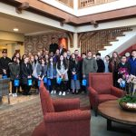 WSU visits Fairwinds - Spokane