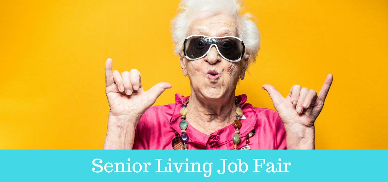 Senior Living Job Fair