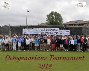 7th Annual Octogenarian Golf Tournament