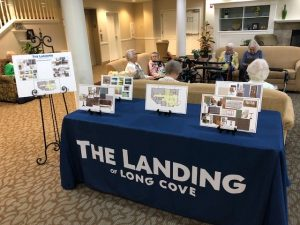 Renovations at The Landing of Long Cove