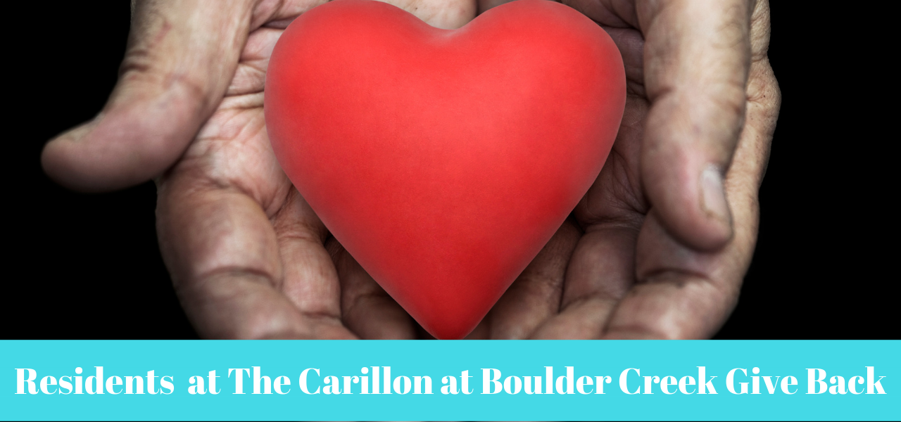 carillon-boulder-creek-residents-give-back