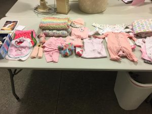 Van Mall Retirement Supports Babies in Need