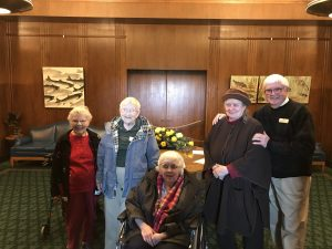 Canfied Place Residents at Oregon State Capitol