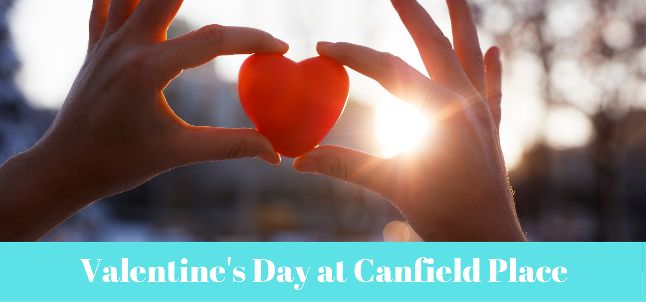 Valentine's Day at Canfield Place
