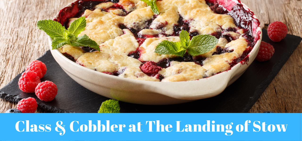 Class and Cobbler at The Landing of Stow