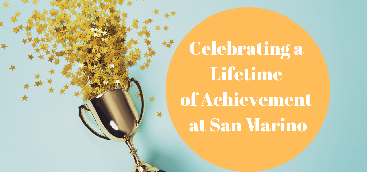 Celebrating a Lifetime of Achievement at San Marino