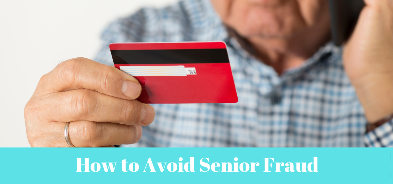 How to Avoid Senior Fraud