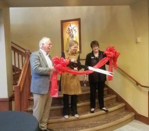 Ribbon Cutting at Fairwinds - Brittany Park