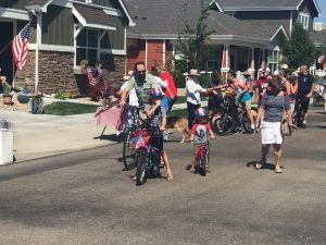 MacKenzie Place Fourth of July Parade