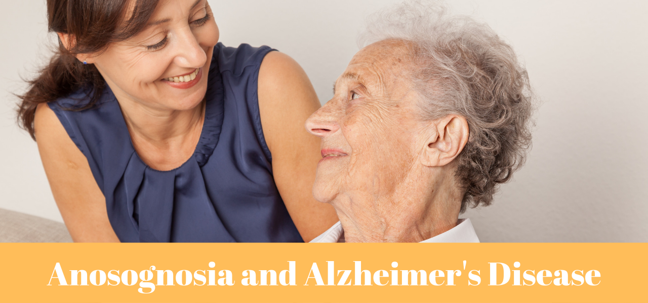 Anosognosia and Alzheimer's Disease