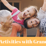 Summer Activities with Grandchildren