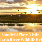 Canfield Place Visits Tualatin River Wildlife Refuge