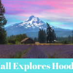 Van Mall Explores Hood River