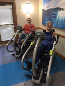 Fairwinds - Ivey Ranch Residents Exercising