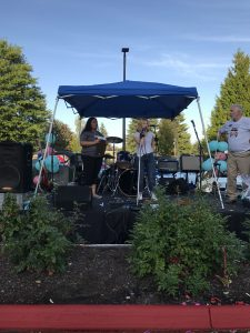 Live Music at Van Mall Car Show