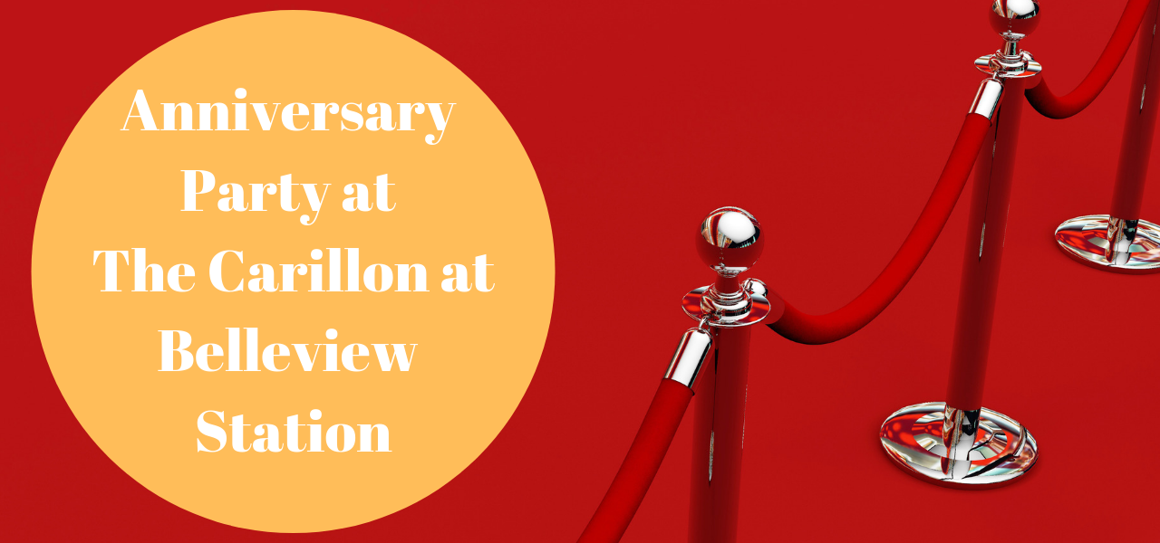 Anniversary Party at The Carillon at Belleview Station