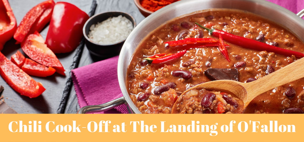Chili Cook-Off at The Landing of O'Fallon