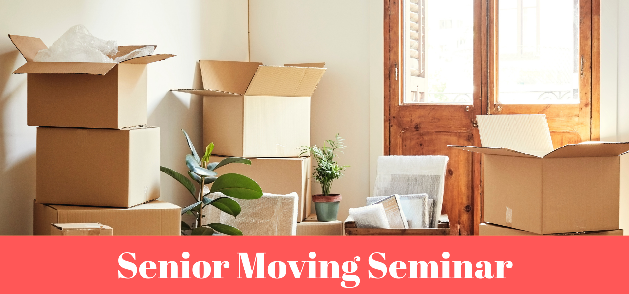Senior Moving Seminar at The Landing of Southampton