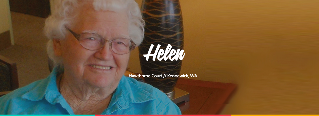 Helen Defies the Odds with Leisure Care