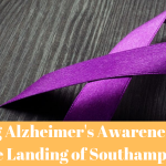 Raising Alzheimer's Awareness with The Landing of Southampton