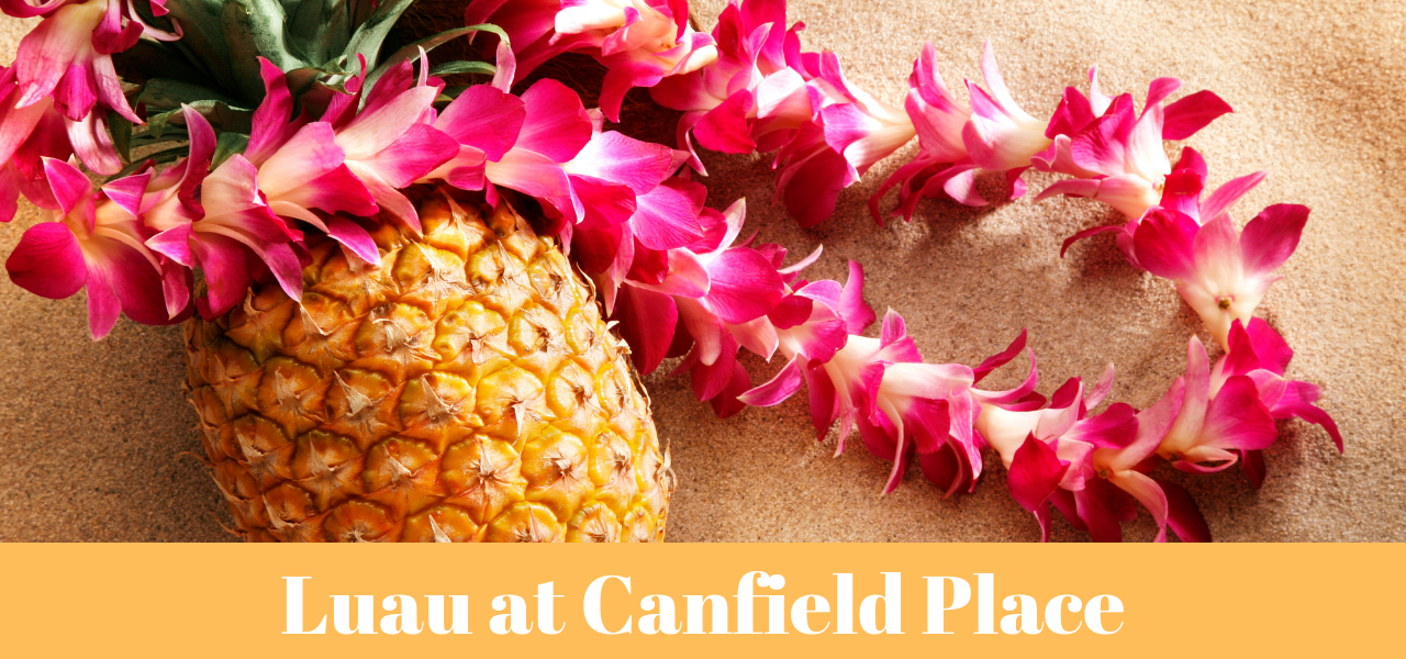 Luau at Canfield Place