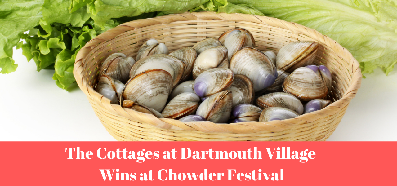 The Cottages at Dartmouth Village Wins at Chowder Festival