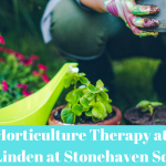 Horticulture Therapy at The Linden at Stonehaven Square