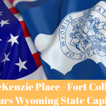 MacKenzie Place - Fort Collins Visits Wyoming State Capitol