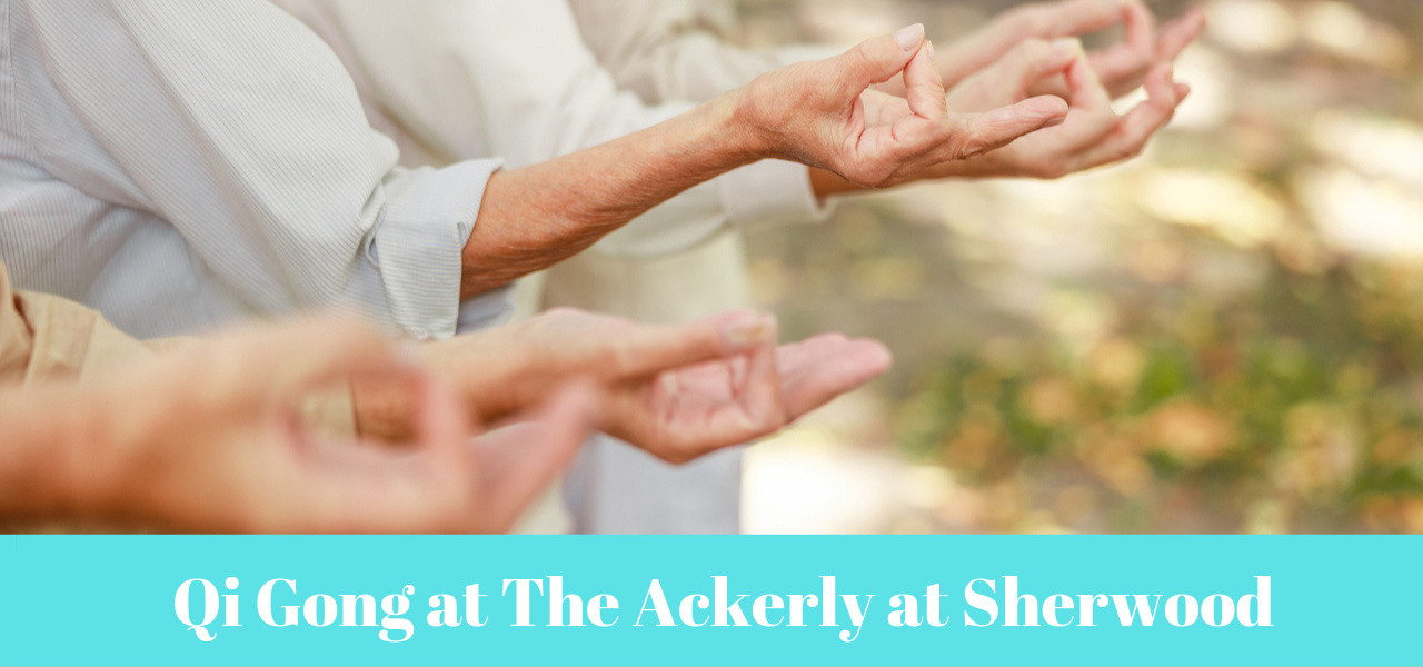 Qi Gong at The Ackerly at Sherwood