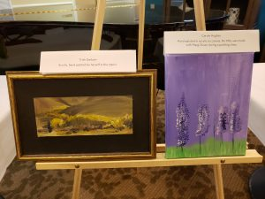 Canfield Place Art Show Pieces