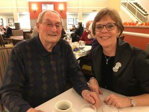Residents Celebrate Canfield Place's Anniversary