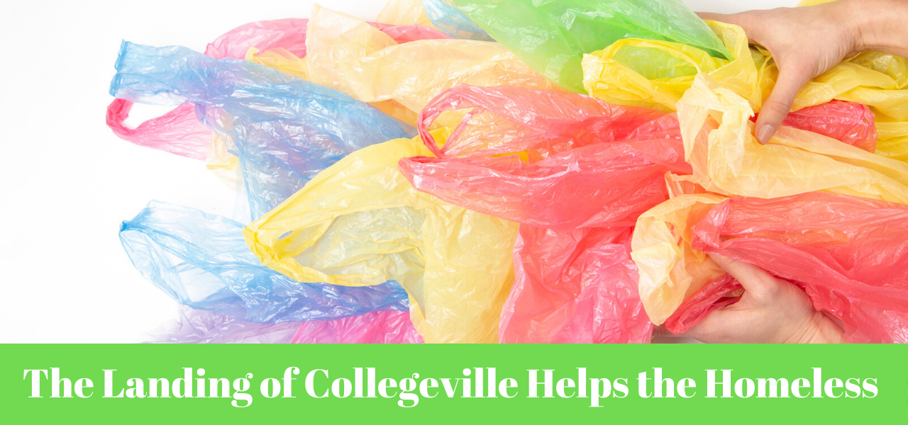 The Landing of Collegeville Helps the Homeless