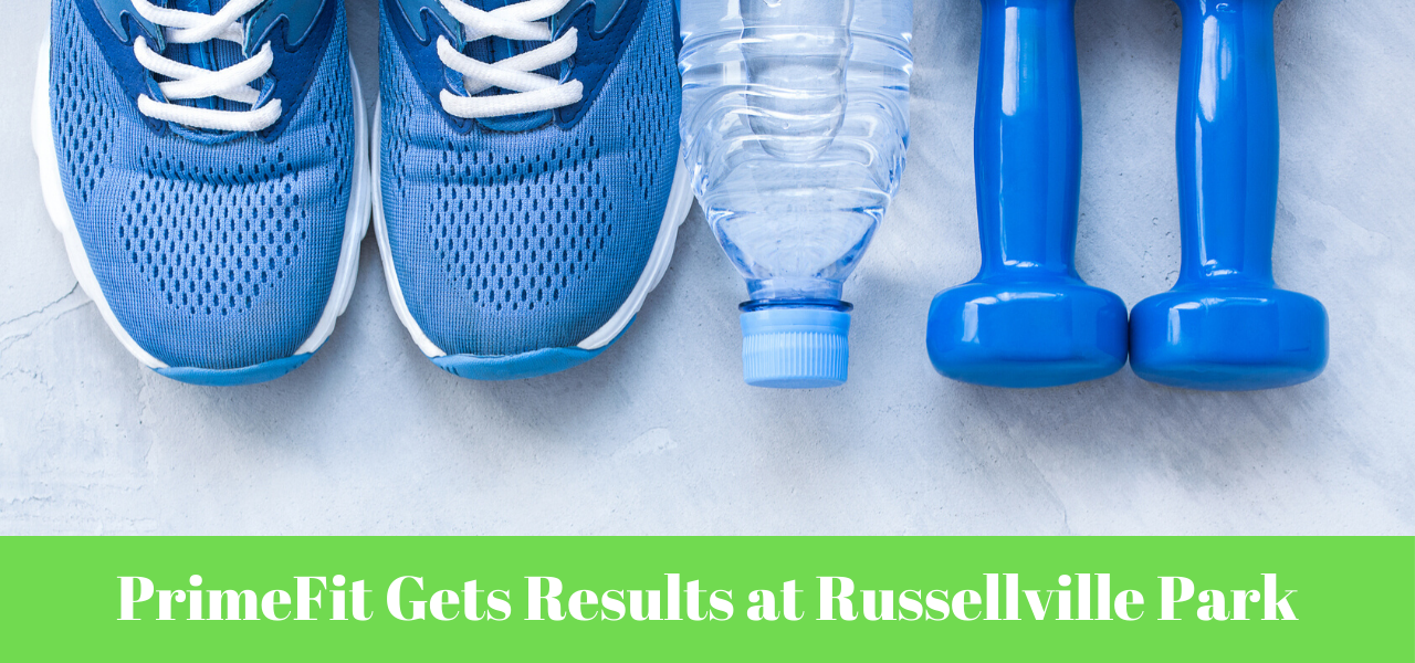 PrimeFit Gets Results at Russellville Park
