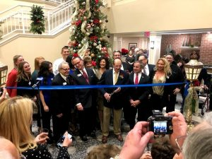 Holiday Grand Opening at The Landing of North Haven