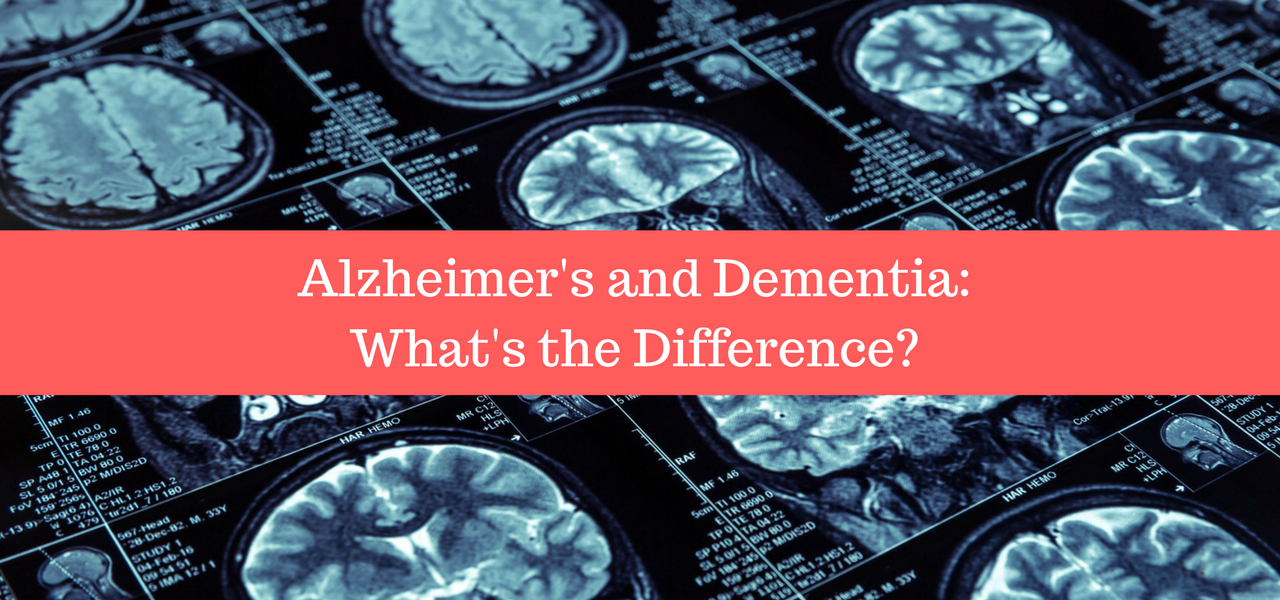 Alzheimers and Dementia: What's the Difference?