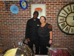 Staff at The Landing of O'Fallon Grand Opening