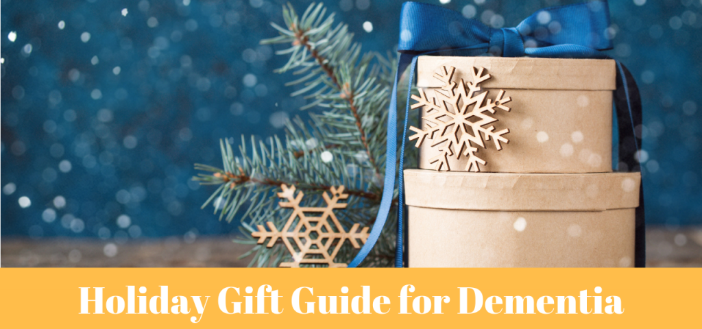 Holiday Gift Guide Dementia