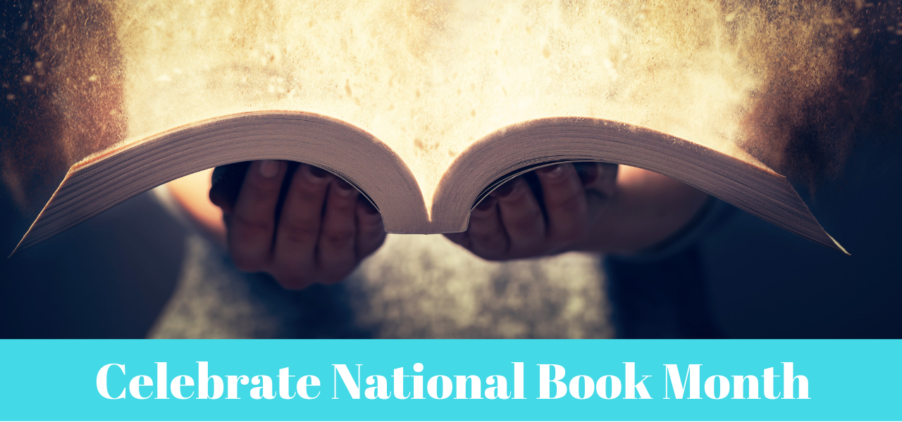 Celebrate National Book Month