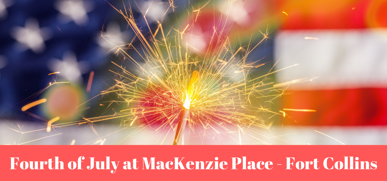 Fourth of July at MacKenzie Place - Fort Collins