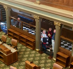 Newly Renovated Wyoming State Capitol