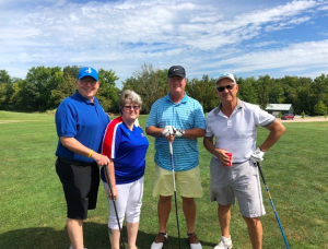 Second Annual Charity Golf Tournament Benefitting VFW