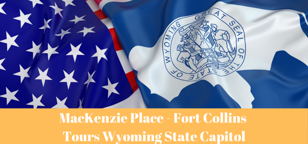 Mackenzie Place Fort Collins Wyoming State Capitol