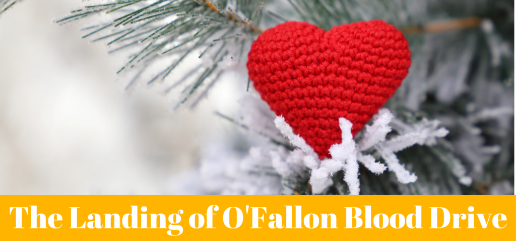 Landing Of Ofallon Blood Drive