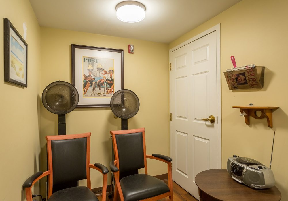 Salon at The Cottages at Dartmouth Village
