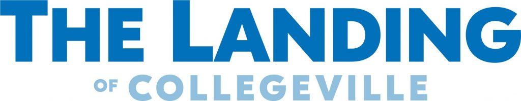 The Landing Of Collegeville Logo