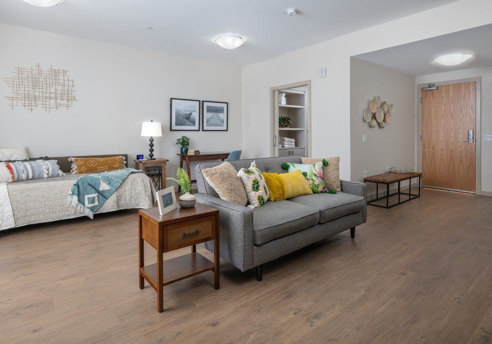 Memory Care Suite at The Ackerly at Sherwood